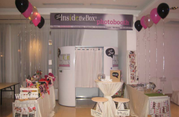 InsidetheBox Photobooth Cyprus  Δημιουργοί Δώρων,Marketeers